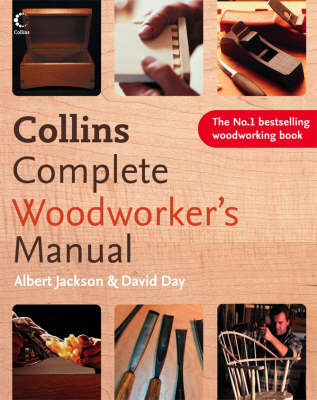 Picture of Collins Complete Woodworker's Manual