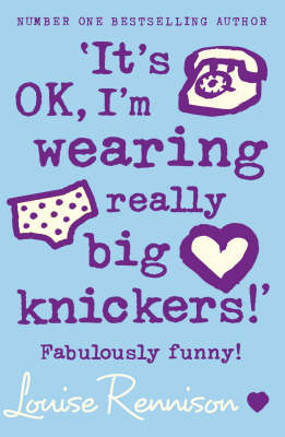 Picture of `It's OK, I'm wearing really big knickers!'