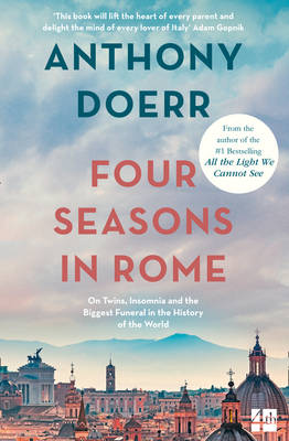 Picture of Four Seasons in Rome : On Twins, Insomnia and the Biggest Funeral in the History of the World