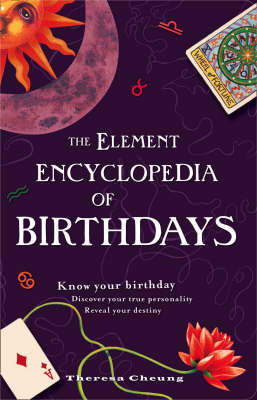 Picture of The Element Encyclopedia of Birthdays