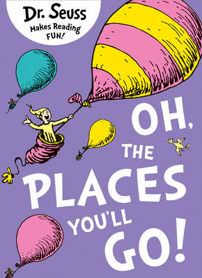 Picture of Oh, The Places You'll Go