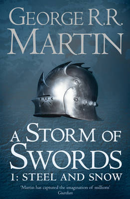 Picture of A Storm of Swords: Part 1 Steel and Snow (Reissue)