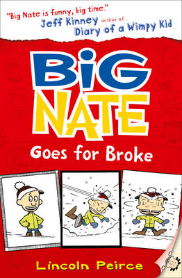 Picture of Big Nate Goes for Broke