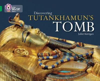 Discovering Tutankhamun's Tomb : Band 15/Emerald