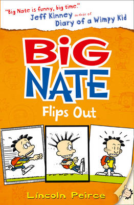 Picture of Big Nate Flips Out
