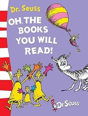 Oh, The Books You Will Read!
