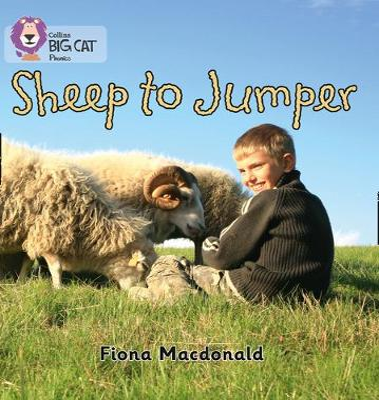 Sheep to Jumper : Band 03/Yellow