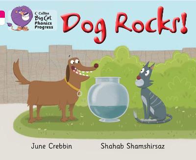 Dog Rocks! : Band 01b Pink B/Band 10 White