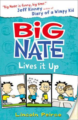 Picture of Big Nate Lives It Up