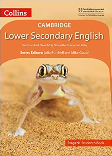 Picture of Lower Secondary English Student's Book: Stage 9