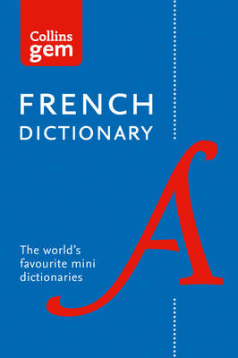 Picture of Collins French Gem Dictionary : The World's Favourite Mini Dictionaries