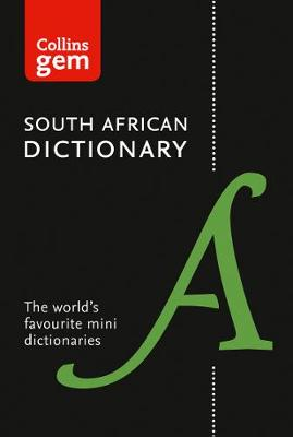 Picture of Collins Gem South African Dictionary