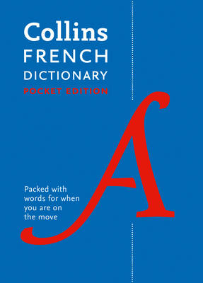 Picture of Collins French Pocket Dictionary : The Perfect Portable Dictionary