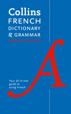 Picture of Collins French Essential Dictionary and Grammar : Two Books in One