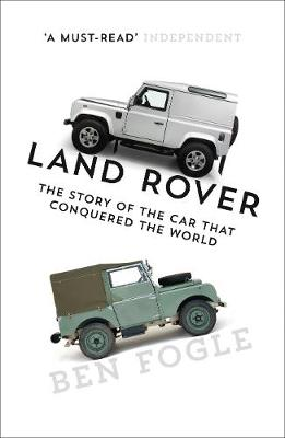 Picture of Land Rover : The Story of the Car That Conquered the World
