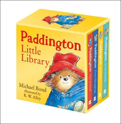 Picture of Paddington Little Library