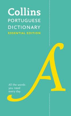 Picture of Collins Portuguese Essential Dictionary