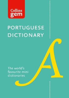 Picture of Collins Portuguese Gem Dictionary : The World's Favourite Mini Dictionaries