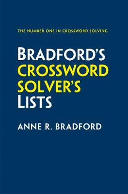 Picture of Collins Bradford's Crossword Solver's Lists