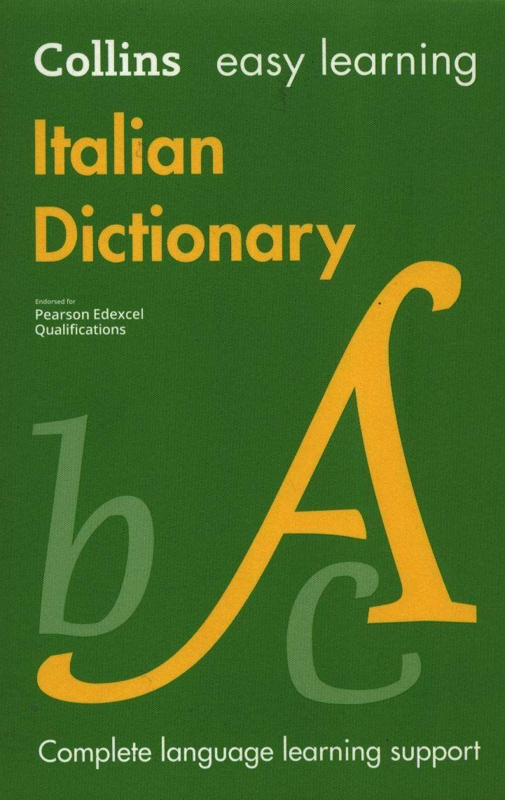Picture of Easy Learning Italian Dictionary