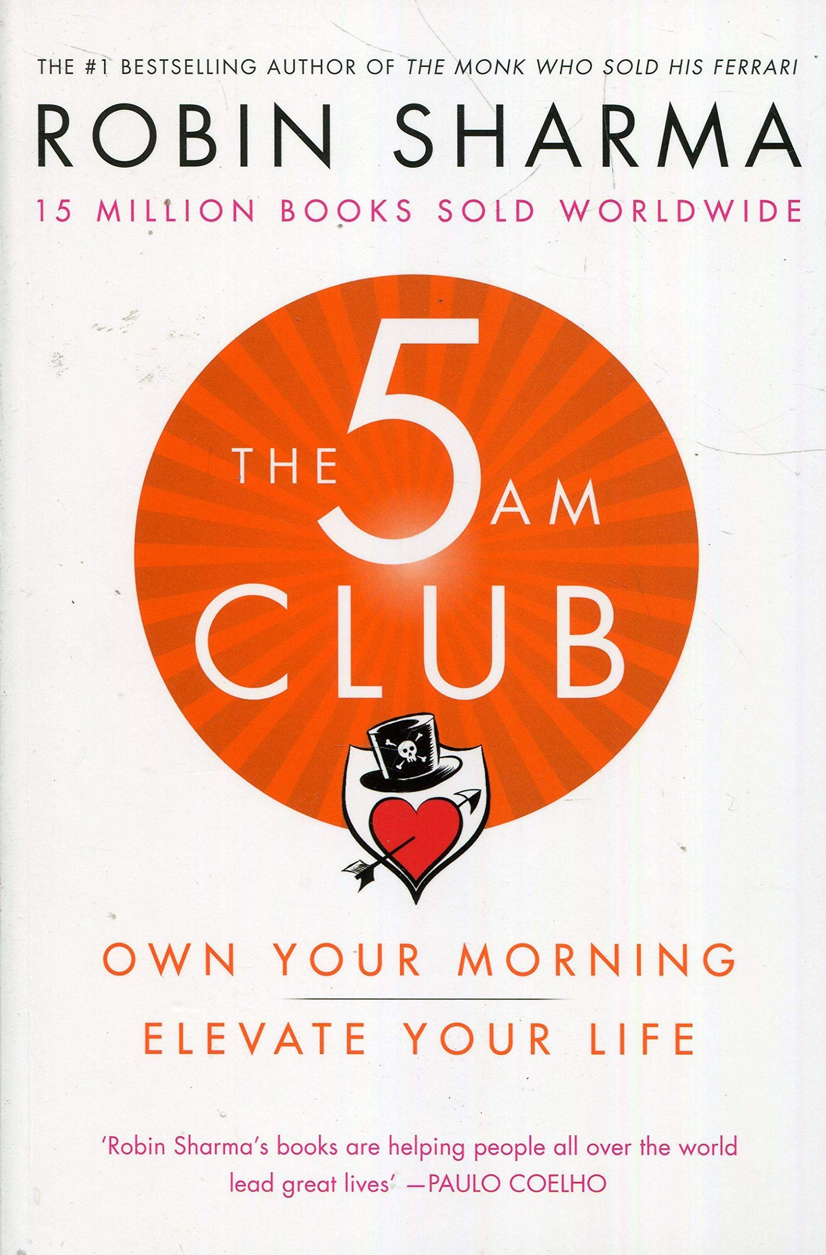 Picture of The 5 AM Club : Own Your Morning. Elevate Your Life.