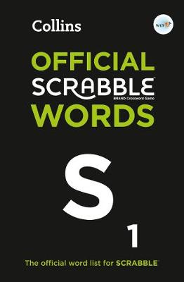 Picture of Collins Official Scrabble Words : The Official, Comprehensive Word List for Scrabble (TM)