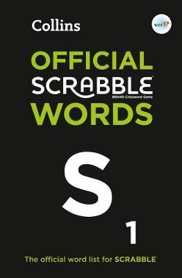 Picture of Collins Official Scrabble Words : The Official, Comprehensive Wordlist for Scrabble (TM)