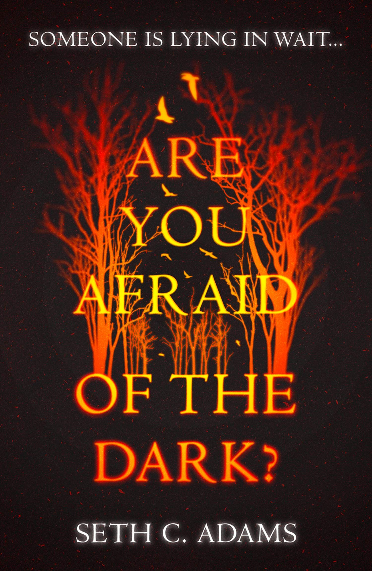 Picture of Are You Afraid of the Dark?