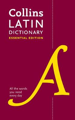 Picture of Collins Latin Essential Dictionary