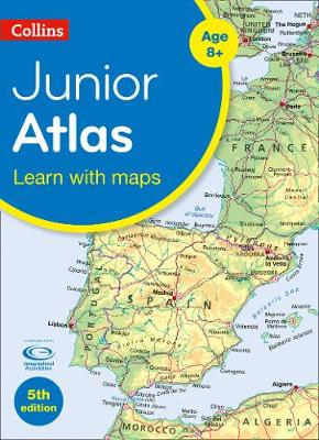 Picture of Collins Junior Atlas