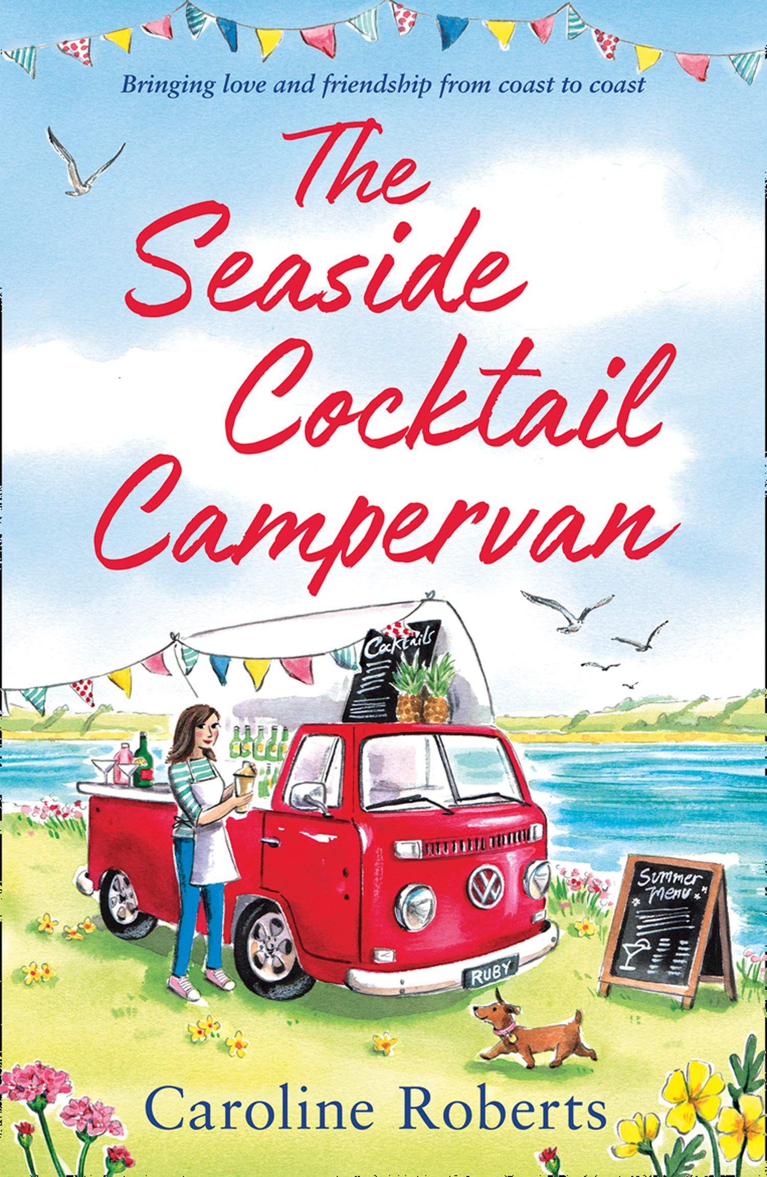 The Seaside Cocktail Campervan