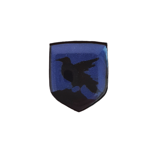 Picture of Harry Potter House Dome/Resin Pin Ravenclaw