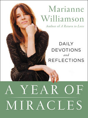 Picture of A Year of Miracles : Daily Devotions and Reflections