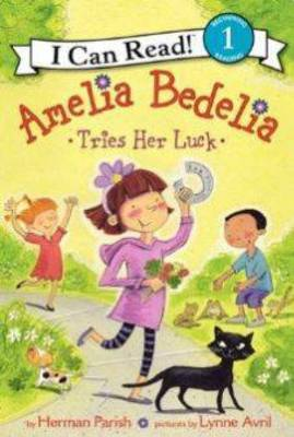 Picture of Amelia Bedelia Tries Her Luck