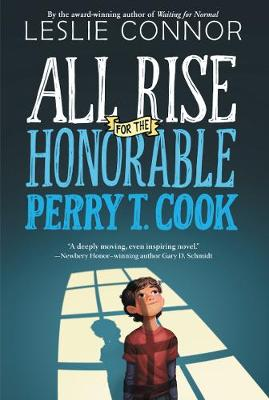 Picture of All Rise for the Honorable Perry T. Cook