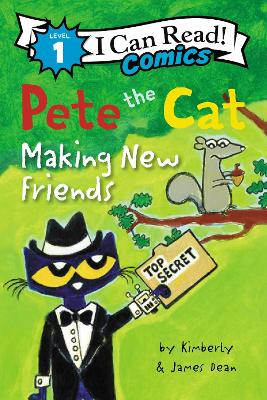 Pete The Cat : Making New Friends