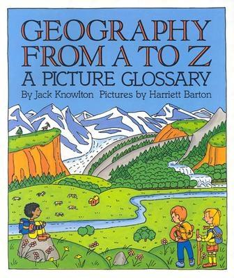 Picture of Geography from A-Z