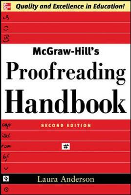 Picture of McGraw-Hill's Proofreading Handbook