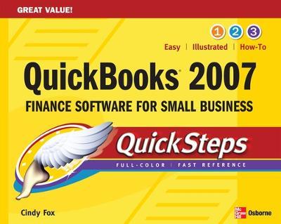 Picture of QuickBooks 2007 QuickSteps