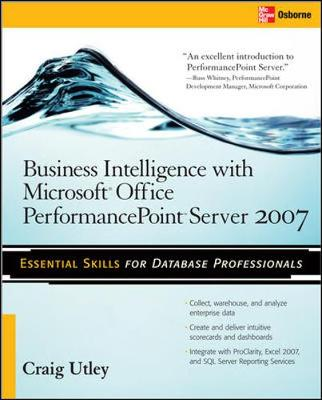 Picture of Business Intelligence with Microsoft (R) Office PerformancePoint (TM) Server 2007