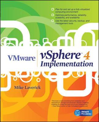 Picture of VMware vSphere 4 Implementation