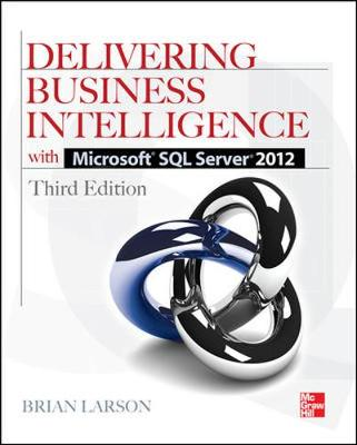 Picture of Delivering Business Intelligence with Microsoft SQL Server 2012 3/E
