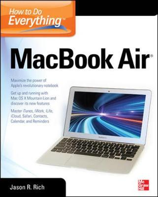 Picture of How to Do Everything MacBook Air