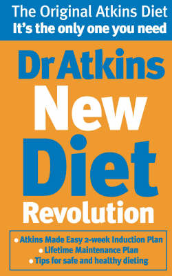 Picture of Dr Atkins New Diet Revolution