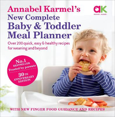 Picture of Annabel Karmel's New Complete Baby & Toddler Meal Planner - 4th Edition