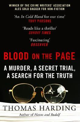 Picture of Blood on the Page