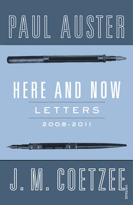 Picture of Here and Now : Letters