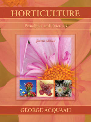 Picture of Horticulture : Principles and Practices