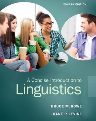 Picture of A Concise Introduction to Linguistics