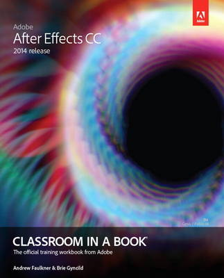 Picture of Adobe After Effects CC Classroom in a Book (2014 release)